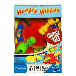 Głodne Hipcie gra zręcznościowa kieszonkowa