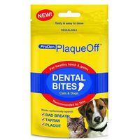VETEXPERT PlaqueOff Dental Bites Cats & Dogs - usuwanie kamienia + higiena zębów dla kotów i małych psów NOWOŚĆ