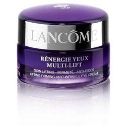 Lancome Rénergie Yeux Multi- Lift lifting Firming Anti-Wrinkle Cream Lifinująco ujędrniający krem pod oczy 15ml