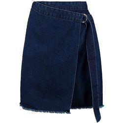 Glamorous Spódnica jeansowa indigo