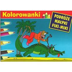 Kolorowanki (Fiki-Miki i krokodyl) - Wysyłka od 5,99 - kupuj w sprawdzonych księgarniach !!! (opr. miękka)