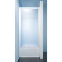 SANPLAST drzwi Classic 80-90 otwierane, szkło W4 DJ-c-80-90 600-013-2021-01-410