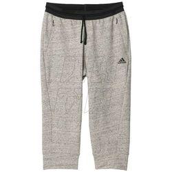 Spodnie adidas Cotton Fleece 3/4 W S93962