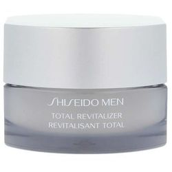 Shiseido Men Total Age Defense Total Revitalizer Krem przeciwzmarszczkowy do twarzy 50 ml