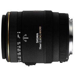 Sigma 70 mm f/2.8 DG EX MACRO / Canon Dostawa GRATIS!