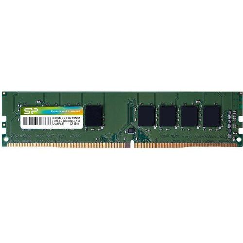 Pamięć DDR4 Silicon Power 4GB 2400MHz CL17 1.2V 512Mx8 288pin