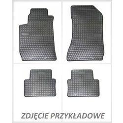 Dywaniki gumowe czarne z kompletem stoperów - Suzuki Vitara (IV) od 2015