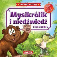 MYSIKRÓLIK I NIEDŹWIEDŹ I INNE BAJKI + CD TW