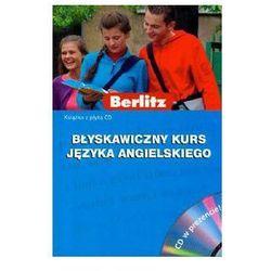 Błyskawiczny kurs języka angielskiego z CD