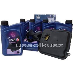 Filtr oraz olej MERCON-III automatycznej skrzyni biegów Jeep Cherokee 2003-