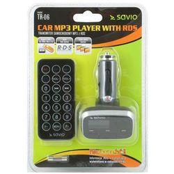 Elmak SAVIO TR-06 Transmiter FM, funkcja RDS