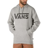 bluza VANS - Vans Classic Po Hoodie Ii Cement Heather/Black (ADY)