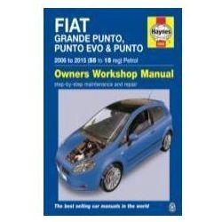 Fiat Grande Punto. Punto Evo & Punto Petrol Owners Workshop