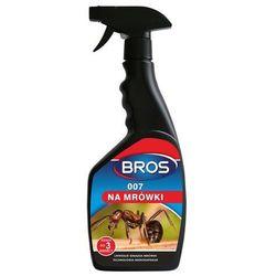 Bros 007, preparat do zwalczania mrówek, spray 500ml