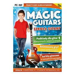 Magic Guitars Szkoła Gitary PC-DVD (Płyta DVD)