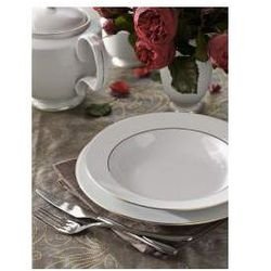 Zestaw obiadowy dla 12 osób porcelana MariaPaula Złota Linia