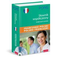 Słownik współczesny francusko polski polsko francuski (opr. twarda)
