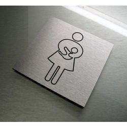 Piktogram Symbol Znak-POKÓJ DLA MATKI Z DZIECKIEM