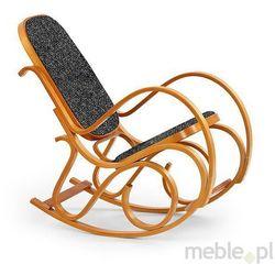 Fotel bujany MAX II dostepny w dwóch kolorach
