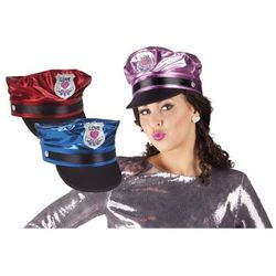 Czapka policjantka - 3 kolory