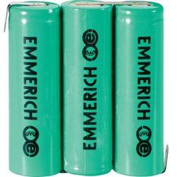 Akumulator NiMH Emmerich AA, 1500 mAh, 3,6V FT-1Z