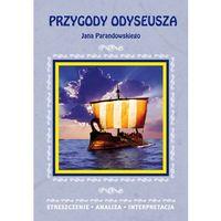 PRZYGODY ODYSEUSZA OPRACOWANIE (opr. miękka)