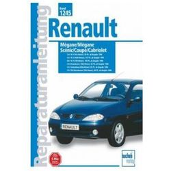 Renault Megane /Megane Scenic/Coupe/Cabriolet/Kombi/4 x 4