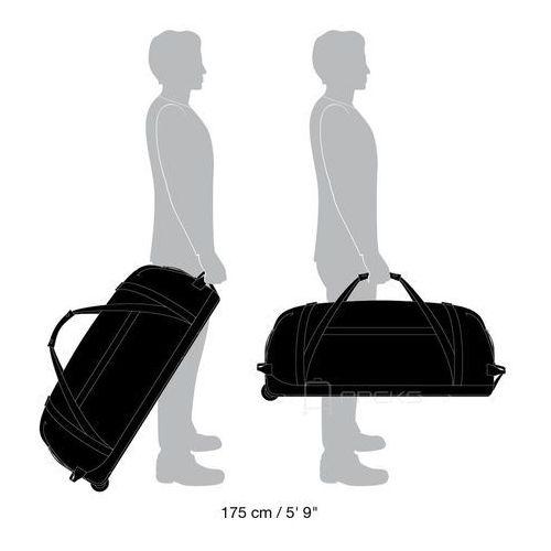 d1e02a08ce071 Pacsafe Duffelsafe AT120 torba podróżna na kółkach 86 cm   czarna ...
