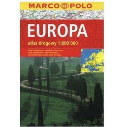 Europa. Atlas drogowy. 1: 800 000
