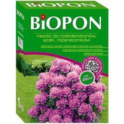 Nawóz do rododendronów, azalii i różaneczników 1kg BIOPON