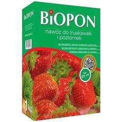Nawóz do truskawek i poziomek Biopon 1 kg