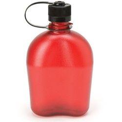 Butelka menażka na wodę Nalgene 1L Oasis - Czerwony