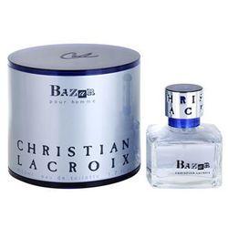 Christian Lacroix Bazar for Men woda toaletowa dla mężczyzn 50 ml + do każdego zamówienia upominek.