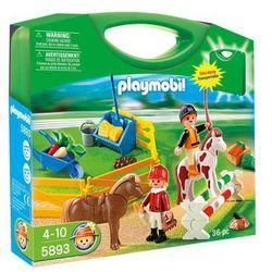 Playmobil WALIZKA Skrzynka - konie 5893