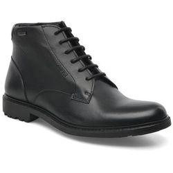 Buty sznurowane Aigle Britten Mid Gtx Męskie Czarne Dostawa 2 do 3 dni