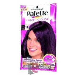 Palette Instant Color Szamponetka do włosów nr 11 Ciemna Wiśnia