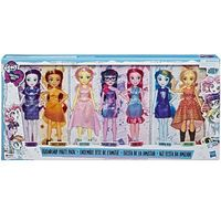 Hasbro My Little Pony Equestria Girls Zestaw 7 lalek