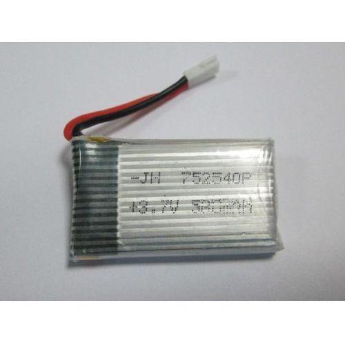 Pakiet Li-Po 500mAh 3,7V, Akumulator Do X5C X5 X5SW Syma Bateria