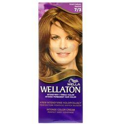 Wella Wellaton Krem koloryzujący do włosów nr 7/3 orzech laskowy