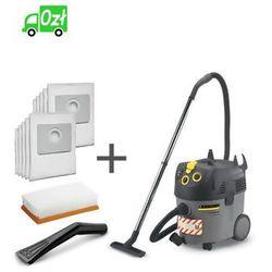 NT 35/1 Tact Te M odkurzacz profesjonalny do pyłów niebezpiecznych Karcher + 2x Worki + Filtr Antybutwieniowy + Ssawka sam # GWARANCJA DOOR-TO-DOOR
