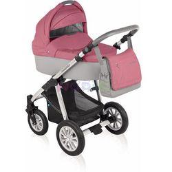 Wózek wielofunkcyjny Lupo Dotty Baby Design (różowy)
