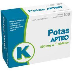 Potas APTEO 100 tabletek
