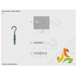 SX 8/4,5x65 hak rozporowy (100szt)