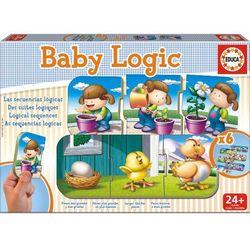 Baby Układanka Logiczna EDUCA