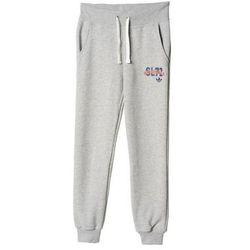 Spodnie dresowe adidas ORIGINALS Logo Essentials / Gwarancja 24m / NEGOCJUJ CENĘ !
