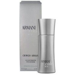 Giorgio Armani Code Ice 50ml M Woda toaletowa