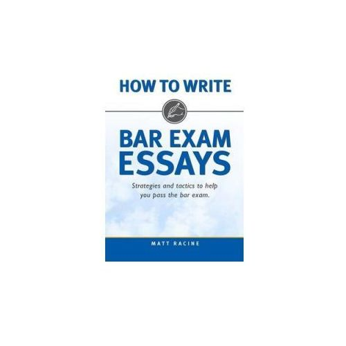 missouri bar exam essay Above the law in your inbox subscribe and get breaking news, commentary, and opinions on law firms, lawyers, law schools, lawsuits, judges, and more  nearly every student who failed the bar.