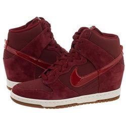 Sneakersy Nike Dunk Sky Hi Essential 644877-603 (NI604-b)