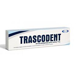 Trascodent - Żel Do Pielęgnacji Jamy Ustnej - 15g