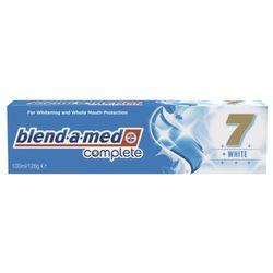Blenda-Med Complete7 white Pasta do zębów 100ml
